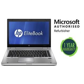 Refurbished HP 8470P, intel i5(3320M) - 2.6GHz, 8GB, 240GB, W10 Pro, WiFi