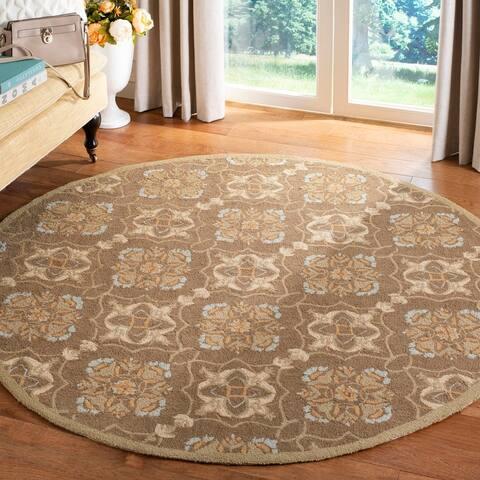 Safavieh Hand-hooked Chelsea Haylee Country Oriental Wool Rug