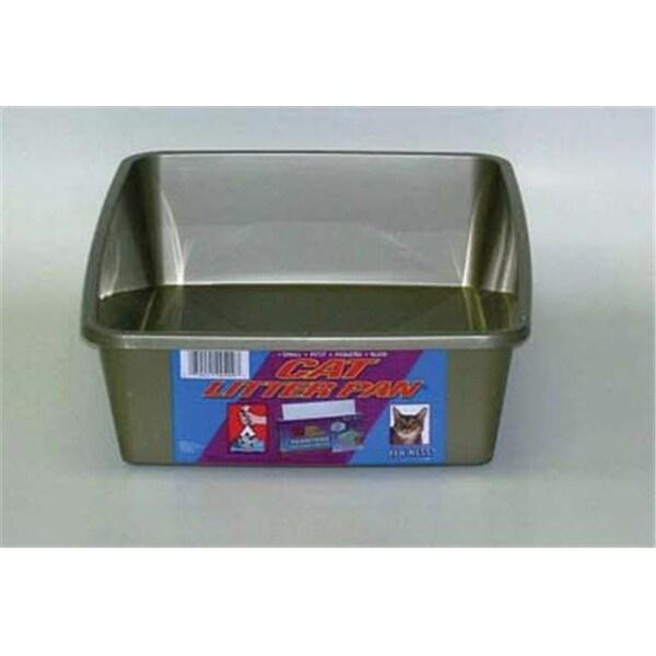 Van Ness Plastic Molding Small Cat Pan 14x10x3.5 - CPO