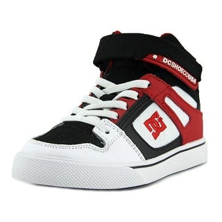 DC Shoes Spartan High EV   Round Toe Canvas  Skate Shoe