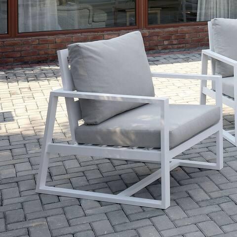 Furniture of America Calpella Patio Arm Chair