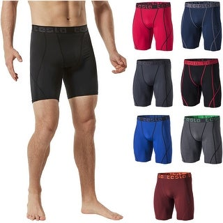 Tesla MUS17 Cool Dry Baselayer Sport Compression Shorts