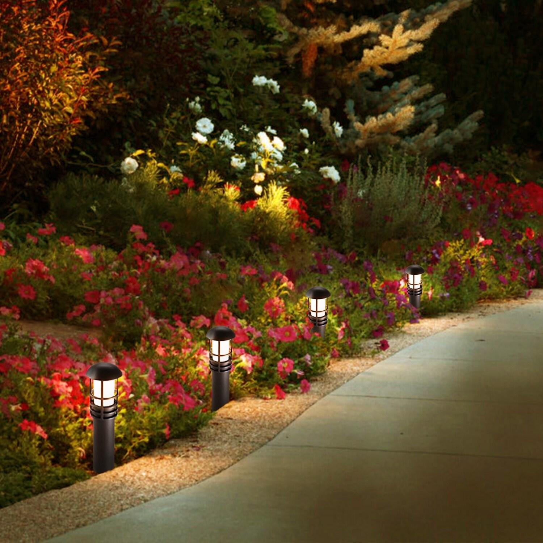 spike Full Kit 12 volt LED spot light 3W IP65 outdoor garden Transformer