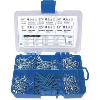 Kreg Pocket-Hole Screw Starter Kit - Blue
