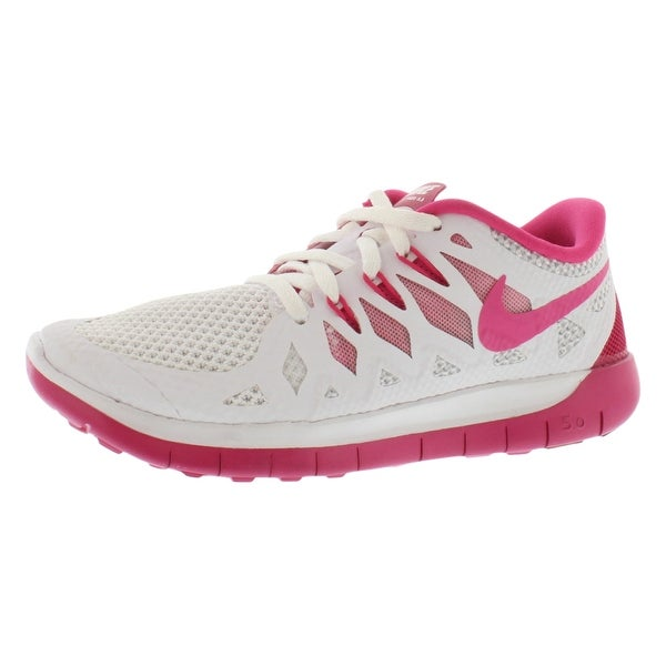63b42df24f6d Shop Nike Free 5.0 (Gs) Training Junior s Shoes - Free Shipping ...