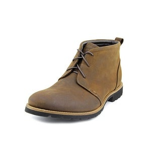 Rockport Charson Round Toe Leather Chukka Boot