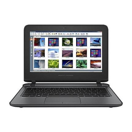 "Refurbished - HP ProBook 11 EE G1 11.6"" Laptop Core i3-5005U 2.0GHz 4GB RAM 128GB SSD W10"