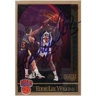 Dana Barros Seattle Supersonics 1992 Upper Deck Autographed Card This item comes with a certificate of authenticity f