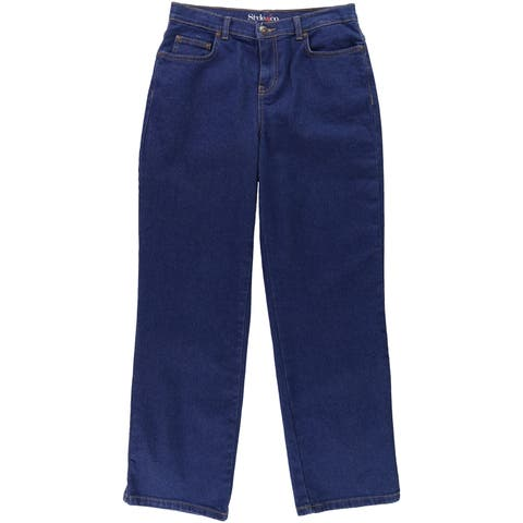 Style&Co. Womens Easy Peasy Regular Fit Jeans - 6 Regular