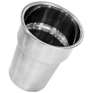 """""""Tigress Large Stainless Steel Cup Insert Cup Insert"""""""