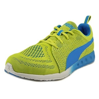 Puma Carson Runner EM Round Toe Synthetic Sneakers