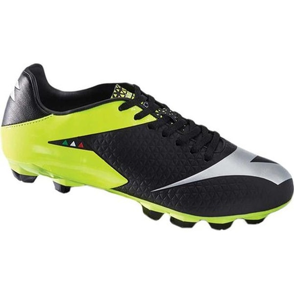 11d3b00be67 Shop Diadora Men s MW-Tech RB R LPU Soccer Cleat Black Yellow Fluo - On Sale  - Free Shipping Today - Overstock.com - 18180789