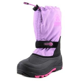 Kamik Waterbug Round Toe Synthetic Snow Boot