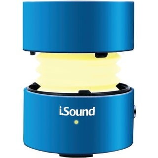 iSound   DRM5315B Fire Waves Bluetooth Speaker