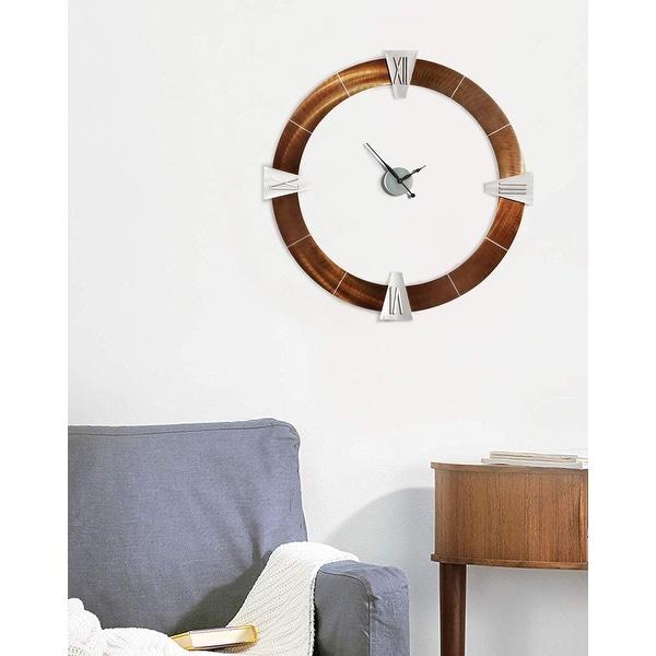 Decoround Roman Clock. Opens flyout.
