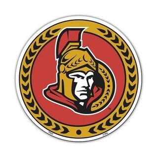 Fremont Die Inc Ottawa Senators Vinyl Magnet Vinyl Magnet