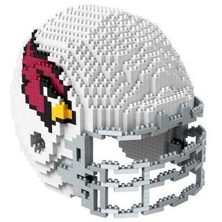 Arizona Cardinals 3D NFL BRXLZ Bricks Puzzle Team Helmet