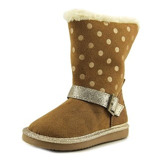 Osh Kosh Iris-G Toddler  Round Toe Synthetic Brown Winter Boot