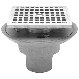 Zurn FD2254-NH2-S5 Cast Iron Shower Drain