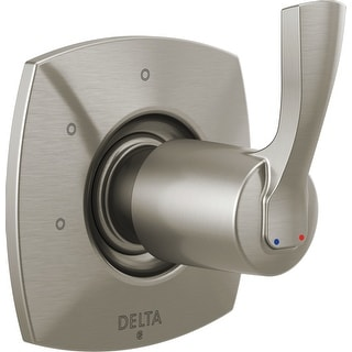 Delta T11876  Stryke  Three Function Diverter Valve Trim Less Valve - Two Independent Positions, One Shared Position