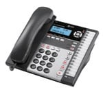 VtechAt&T 89-4021-00 4-Line Expandable Corded Phone W/ Answering System