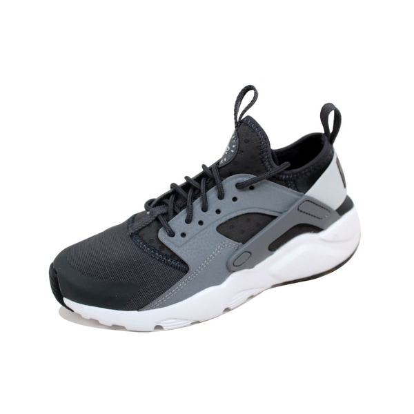 info for 4583f 45aae Nike Grade-School Air Huarache Run Ultra Anthracite Pure Platinum 847569-008