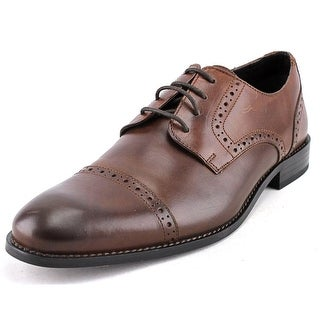Stacy Adams Prescott Round Toe Leather Oxford