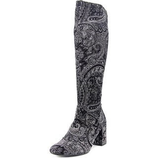 Diba Brodie Round Toe Synthetic Knee High Boot