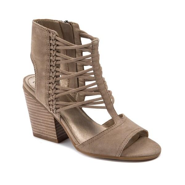 Lucca Lane Amber Women's Heels Portobello