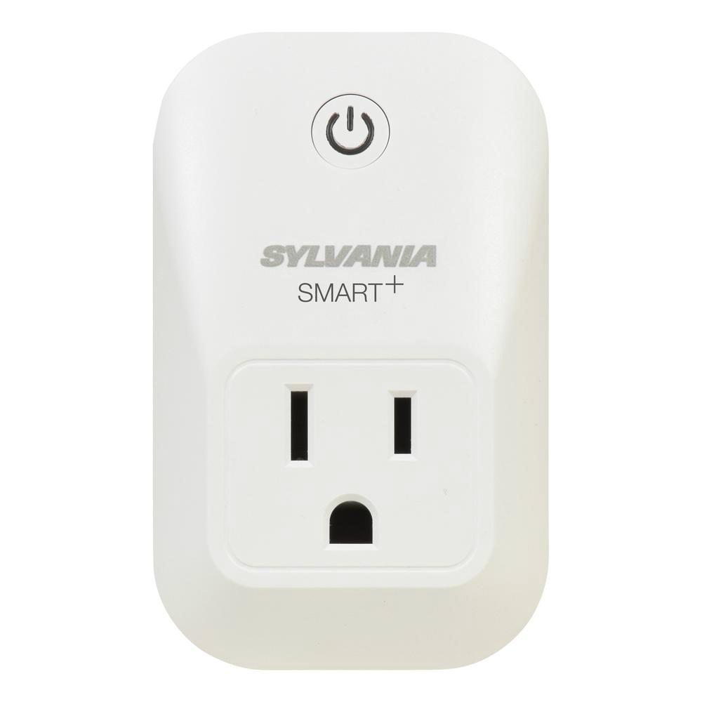 Sylvania 72922-A Lightify Smart Light Plug, 15 AMP