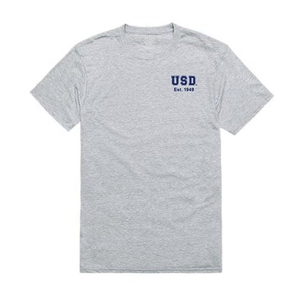 Shop Apparel University Of San Diego Practice Tee Shirt Heather