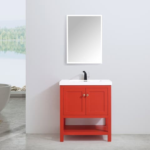 "Winslow 30"" Single Bathroom Vanity Set"