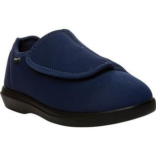 Propet Women's Cush N Foot Navy