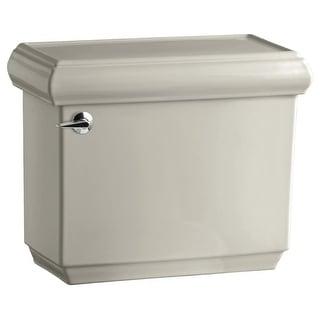 Kohler K-4433-U  Memoirs 1.28 GPF Toilet Tank Only with Classic Design and Insuliner Tank Liner