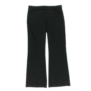 Elie Tahari Womens Simone Wool Flat Front Dress Pants - 14