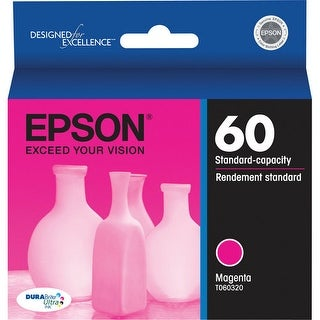 Epson 60 Ink Cartridge - Magenta InkJet Cartridge
