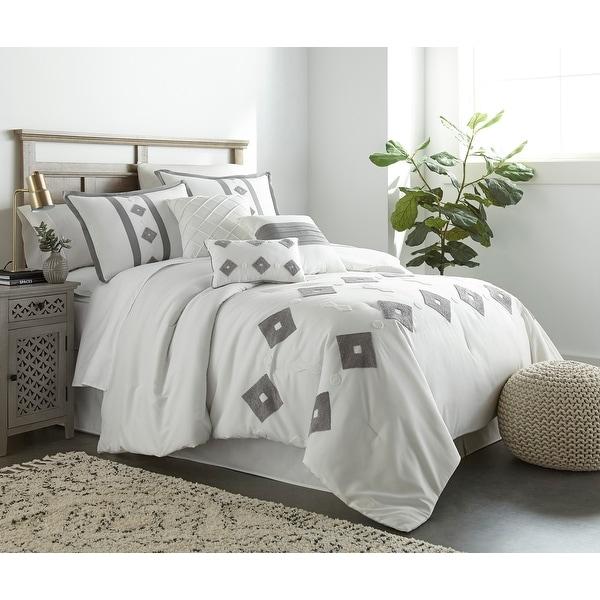 Grand Avenue Kamile 7-Piece Comforter Set