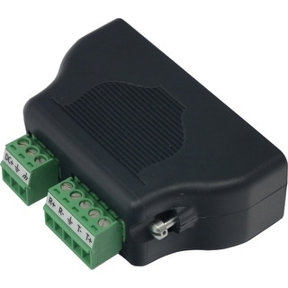 Lantronix 500-171-R Lantronix DB25M to RS485 and Power Input Screw Terminal Adapter - DB-25 Male - Serial