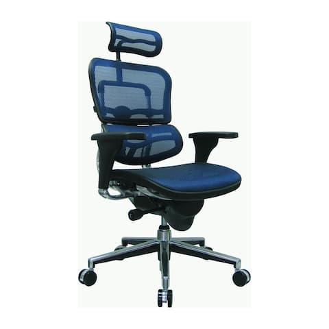 Eurotech Seating Ergohuman Mesh Managers Chair