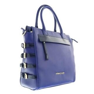Versace EE1VOBBE3 E240 Blue  Shopper/Tote bag - 11-11-5