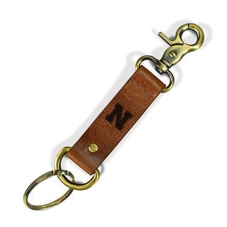 University of Nebraska Westbridge Leather Key Keeper