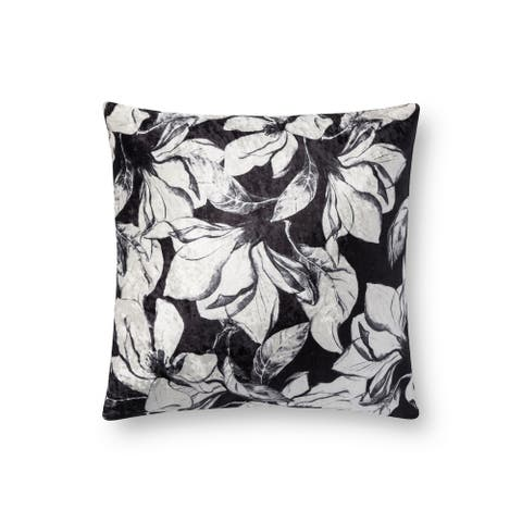 Alexander Home Myra Floral Glam Throw Pillow
