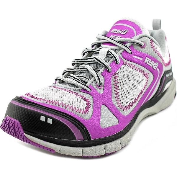 Ryka Avert Women Round Toe Synthetic Gray Running Shoe