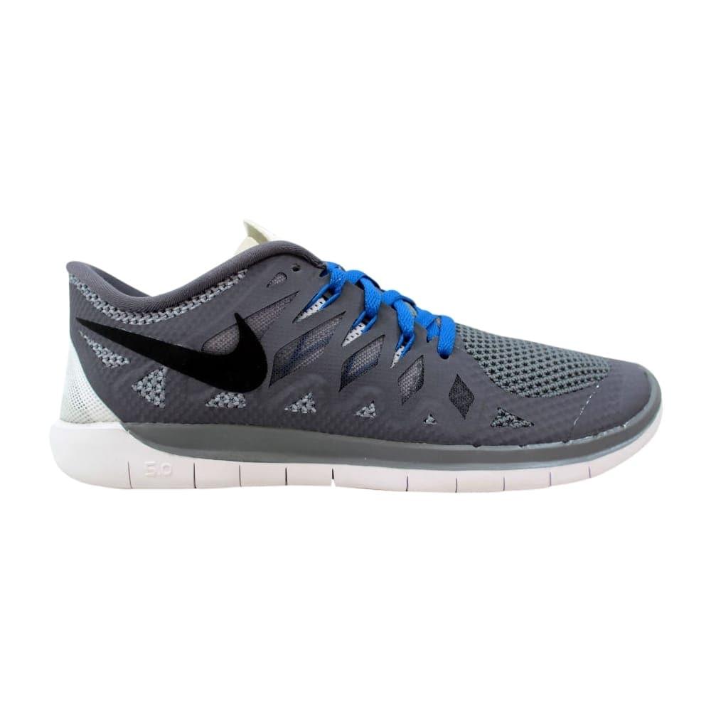 Schuhe NIKE Free 5.0 644428 003 Black White Anthracite Photo Blue
