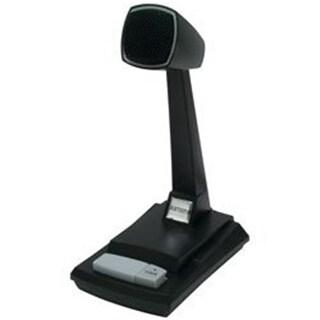 Astatic 302-AST878DM Amplified Ceramic Desk CB Microphone