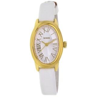 Nixon Women's Scarlet A247-504 Silver Dial watch
