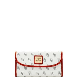Dooney & Bourke Gretta Continental Clutch (Introduced by Dooney & Bourke at $118 in )