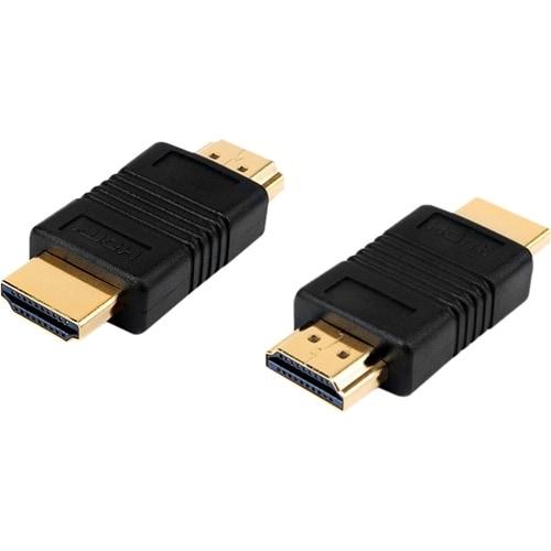 """4XEM 4XHDMIMM 4XEM HDMI A Male To HDMI A Male Adapter - 1 x HDMI (Type A) Male Digital Audio/Video - 1 x HDMI (Type A) Male"