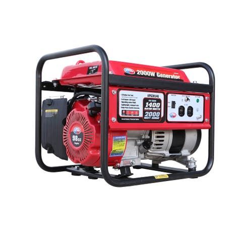 All Power 2000-Watt Gas Powered Portable Generator EPA Approved