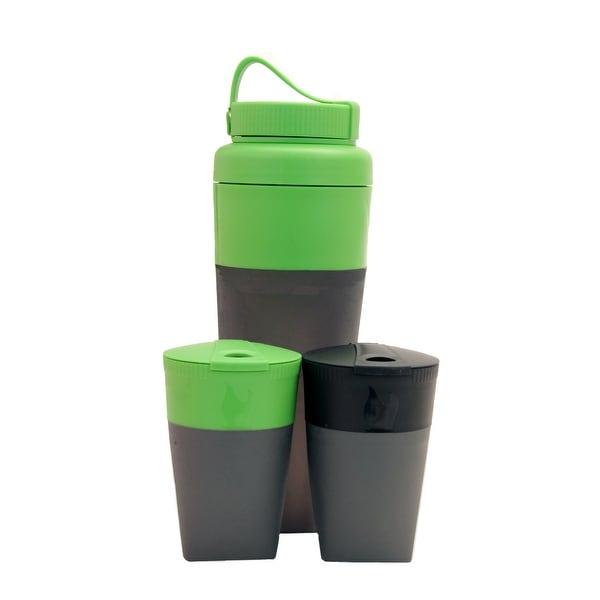 Light my fire s-pd-kit-gr-blk light my fire s-pd-kit-gr-blk pack-up drink kit green +black